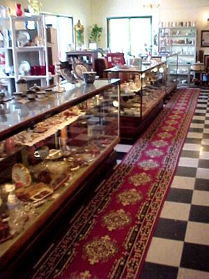Antiquing Spotted Dog Bed And Breakfast Madoc Ontario